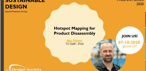 Hotspot Mapping for Product Disassembly