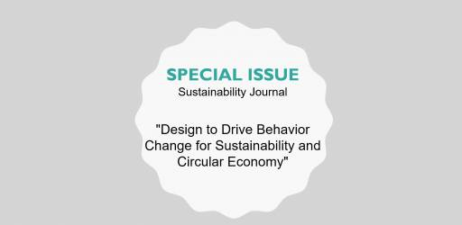 Special Issue - Sustainability Journal